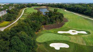 Tallgrass Golf Course Hole 4