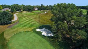 Tallgrass Golf Course Hole 5