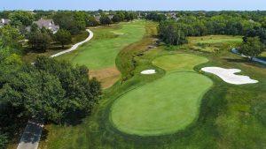 Tallgrass Golf Course Hole 8