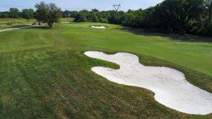 Tallgrass Golf Course Hole 1