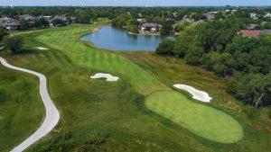 Tallgrass Golf Course Hole 9