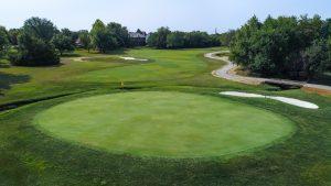 Tallgrass Golf Course Hole 2