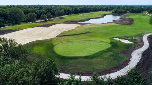 Tallgrass Golf Course Hole 3